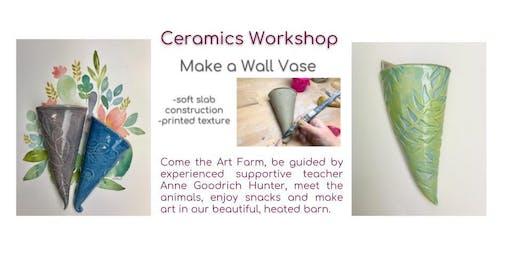Kids Cone Vase