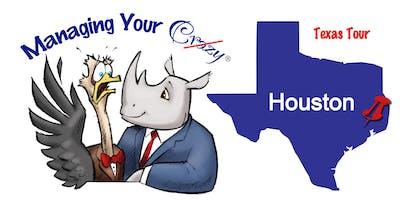 Houston Managing Your Crazy Texas Tour