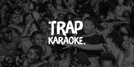 TRAP Karaoke: Washington, D.C.  tickets