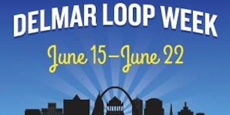 Delmar Loop Week  tickets