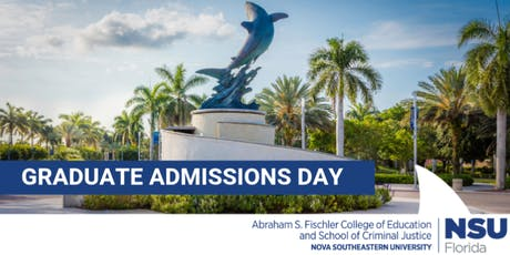 Graduate Admissions Day tickets