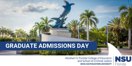 Graduate Admissions Day