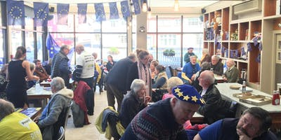 EU Election Day Breakfast Party