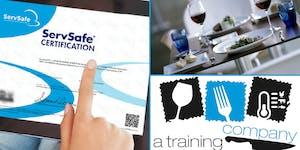 SAN RAMON, CA: ServSafe® Food Manager Certification...