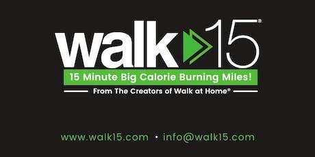 Walk15 Walk Aerobics tickets