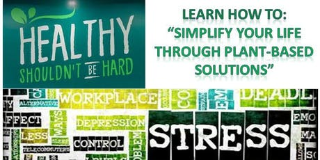 """Healthy Shouldn't Be Hard"" Zija E-Summit tickets"
