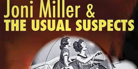 Joni Miller & The Usual Suspects tickets