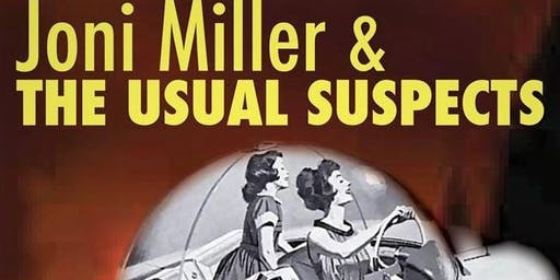 Joni Miller & The Usual Suspects