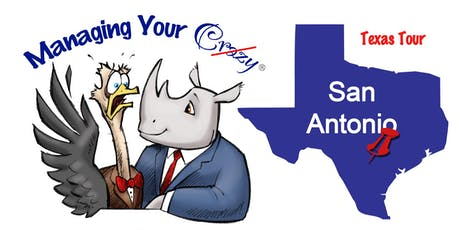 San Antonio Managing Your Crazy Texas Tour  tickets