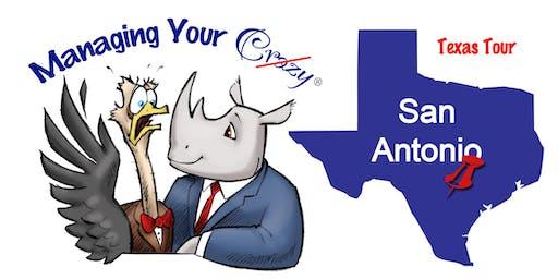 San Antonio Managing Your Crazy Texas Tour