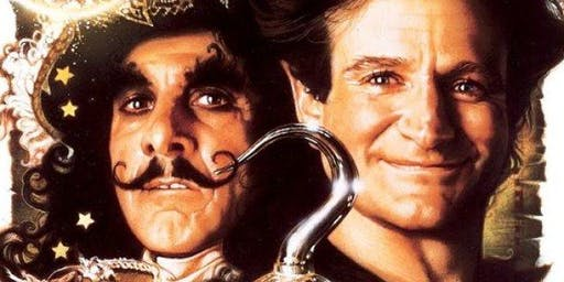 HOOK with Robin Williams
