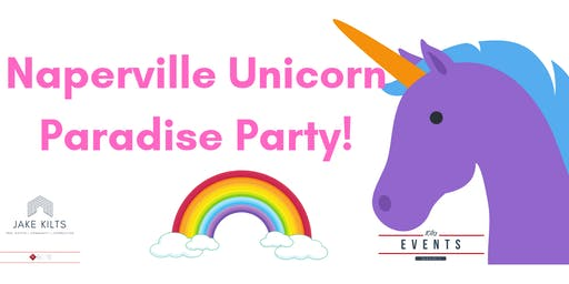 Naperville Unicorn Paradise Party
