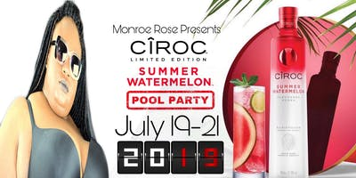 Dallas Takeover Pool Party