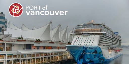 Vancouver: Canada's Largest Cruise Port - June 27, 2019
