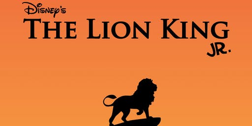 Lion King, Jr. Presented By Flagler Performing Arts Academy
