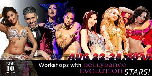 BDE 10 Year Anniversary Workshops