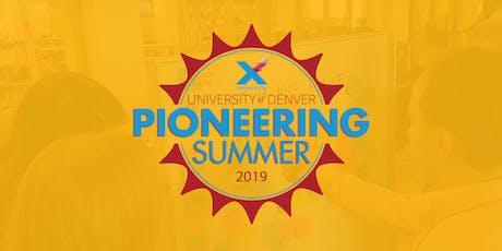 Pioneering Summer Kickoff tickets