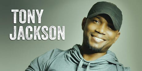 Tony Jackson with Special Guests Buckshot and  Troy Breslow  & Company Band tickets
