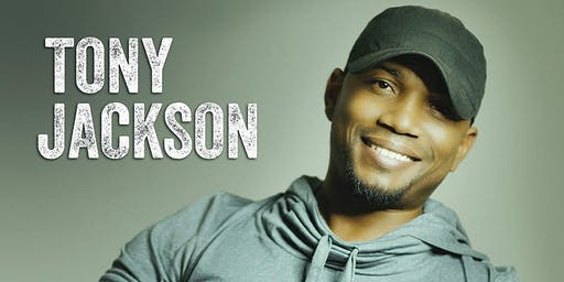 Tony Jackson with Special Guests Buckshot and  Troy Breslow  & Company Band