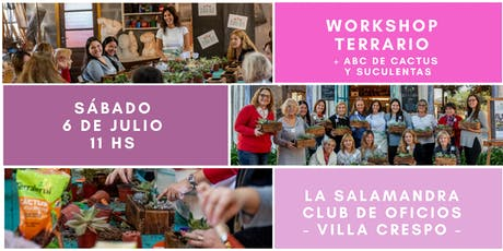 Workshop Zebra Blu - Villa Crespo entradas