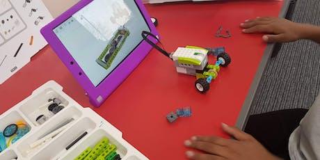Lego Robotics tickets