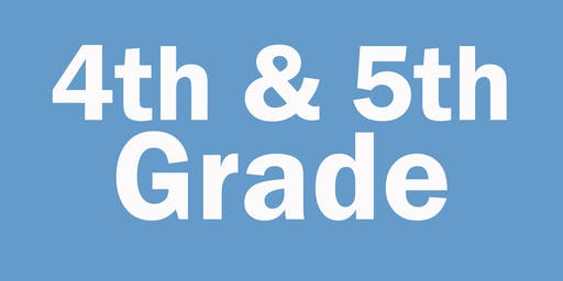 Grades 4 & 5 Class Math with Joe Saba 6/27 (Registration opens: 6/21 at 10am)