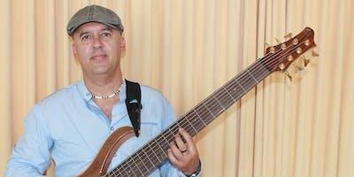 Zang Uit Cuba presenteert Jesus Hernández (CU) gitaar, bas en zang l Zondagmmidagconcert in Haarlem