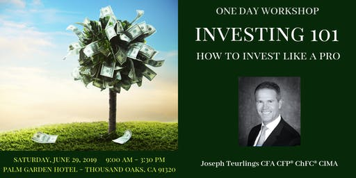 Investing 101- Learn How to Invest Like a Pro