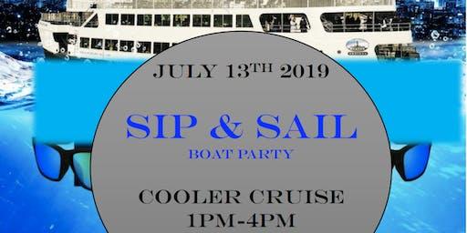 Sip n Sail  Cooler Cruise
