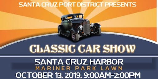 6th Annual Santa Cruz Harbor Classic Car Show