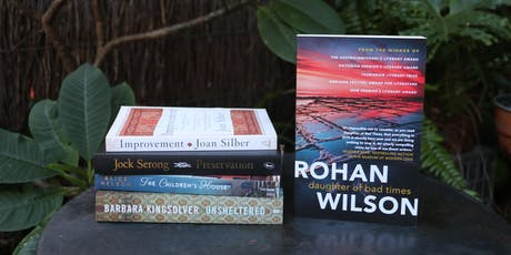 King Street Book Club with author Rohan Wilson tickets