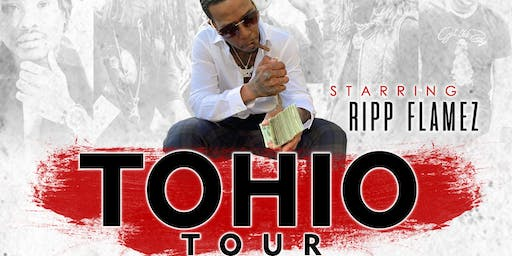 tOHIO Tour 2019 (Cleveland, Ohio) feat Ripp Flamez x Ghacha x Will The General x Prince Bopp and more!!