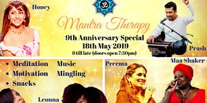 The Mantra Therapy Experience: 9th Anniversary Special...