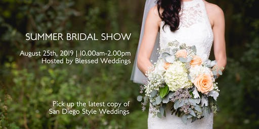 Blessed Weddings Bridal Show San Diego
