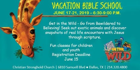 VBS 2019 tickets