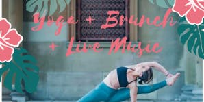 Yoga Brunch Summer Series - Your Weekend Rehab!