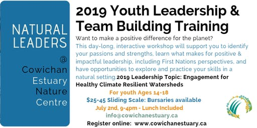 Natural Leaders: Youth Leadership and Team Building Training