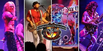 Completely Unchained Van Halen Tribute