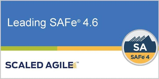 Leading SAFe 4.6 with SA Certification Training in Munich on 29th and 30th August 2019