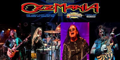 OZZMANIA A Tribute To Ozzy Ozbourne & Black Sabbath