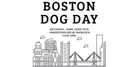 Boston Dog Day tickets
