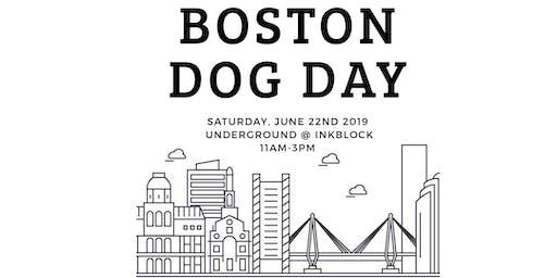 Boston Dog Day