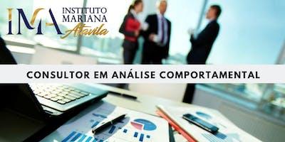 Formação Consultor em Analise Comportamental
