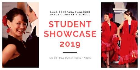 Alma de España 2019 Student Showcase tickets