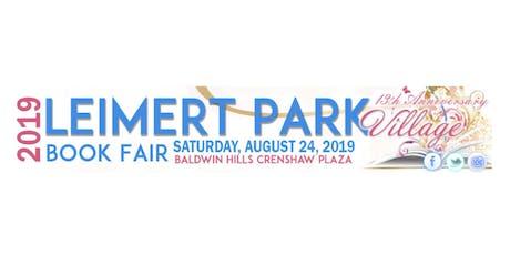 Leimert Park Village Book Fair tickets