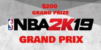 NBA 2k Grand Prix