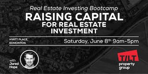 Raising Capital for Real Estate Investment
