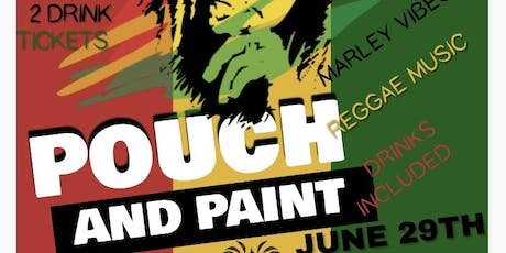 Pouch and Paint-Marley Edition tickets