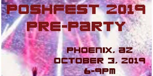 Poshmark Pre-PoshFest 2019 Party
