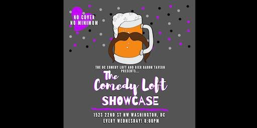 Comedy Loft Showcase